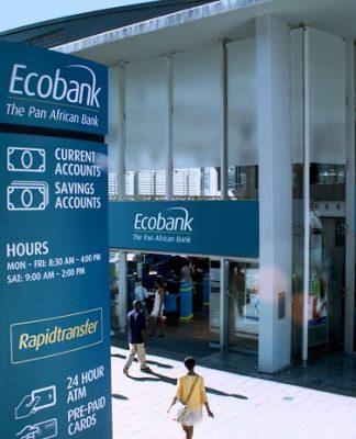 ecobank eBanking Destin Africa