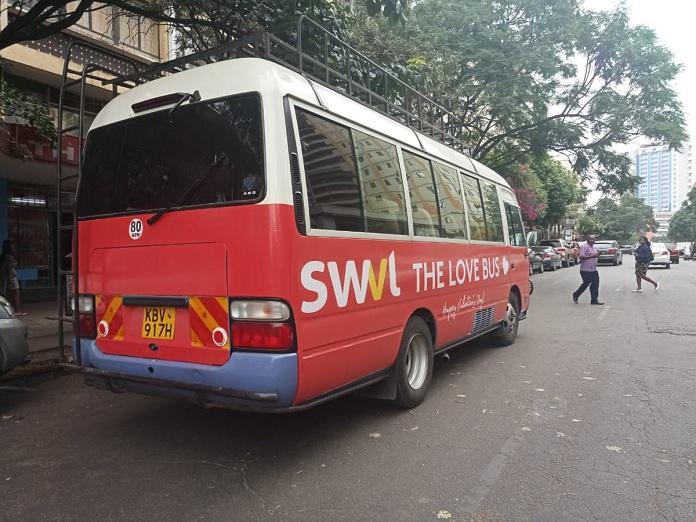SWVL Kenya Destin Africa