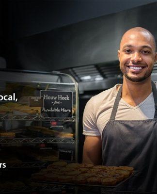 'Where You Shop Matters' Destin Africa