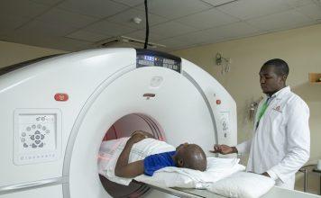AGA KHAN UNIVERSITY HOSPITAL CONDUCTS FIRST PROSTATE PET-CT SCAN Destin Africa