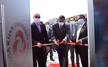 Aga Khan University Hospital Destin Africa
