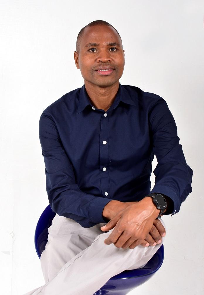 David Waweru, co-founder, MySchool. Destin Africa