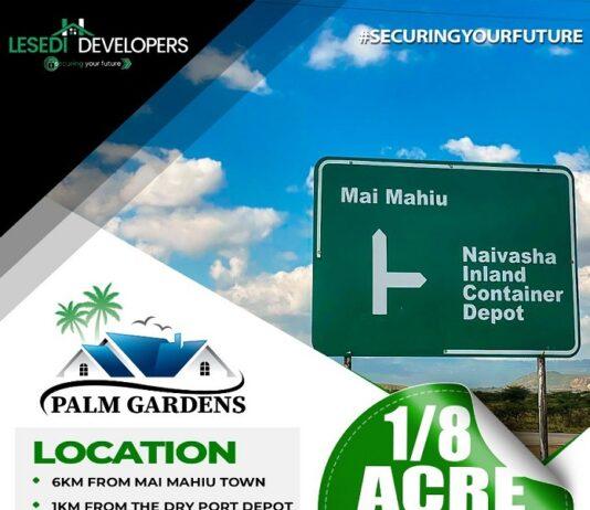 Palm Gardens - Lesedi Developers Ltd
