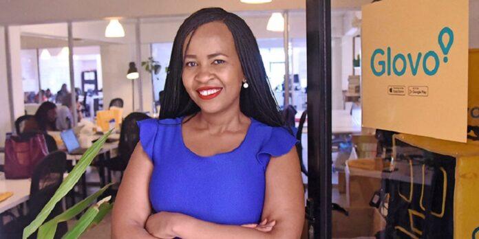 Priscilla Muhiu (General Manager) - Glovo