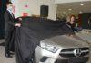 Mercedes-Benz A180 compact four door sedan