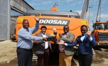 Car And General Receives Regional Doosan Partner Of The Year Award